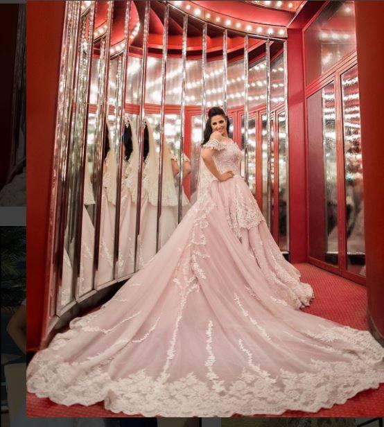 d4ab5efad6eb5 صور.. تسعيرة 2017 لأشهر مصممى فساتين الزفاف - عين