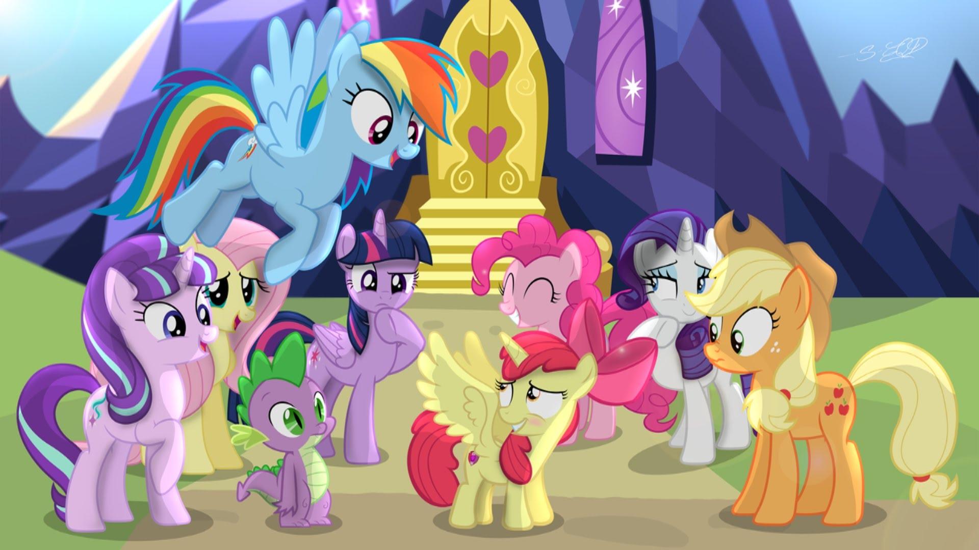 فيلم  My Little Pony