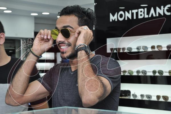 محمود كهربا يشتري نظارة شمسية بمبلغ 27 الف جنيه (7)