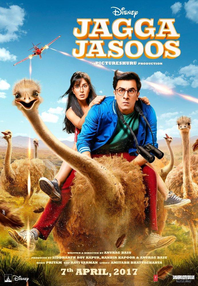 فيلم Jagga Jasoos..