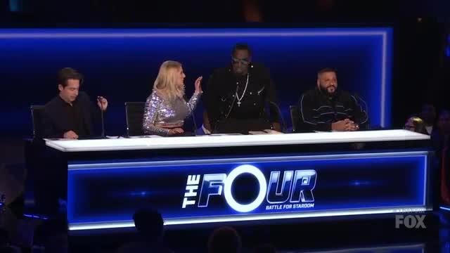 برنامج The Four
