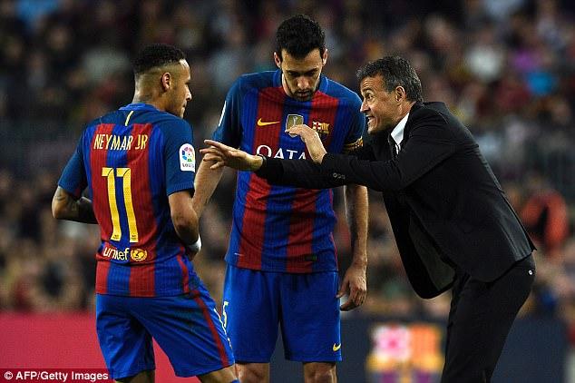 كونتى مدرب برشلونة