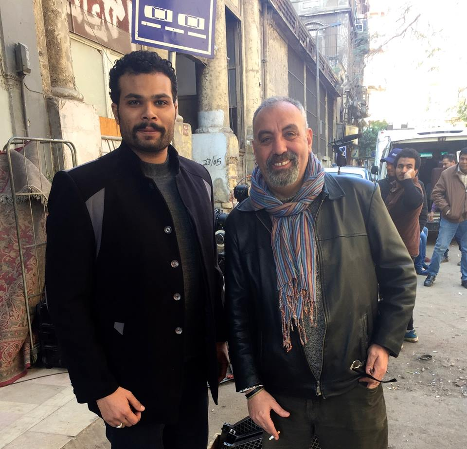 خالد الحجر وأحمد عبدالله محمود