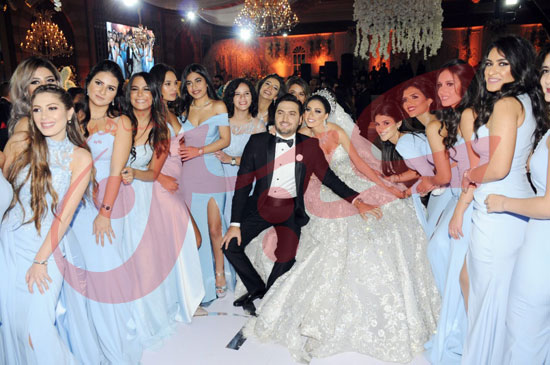 زفاف كريم الرافعي (48)