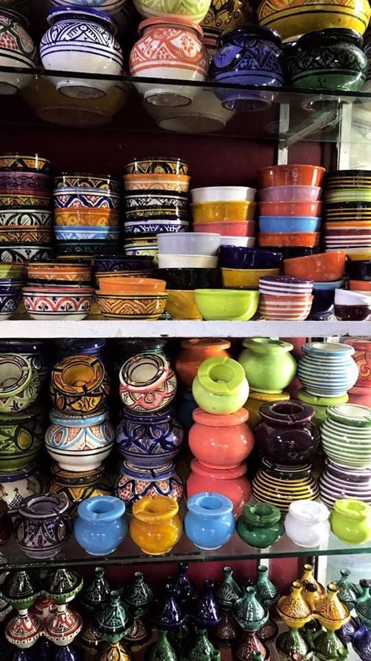 صناعة الفخار في المغرب