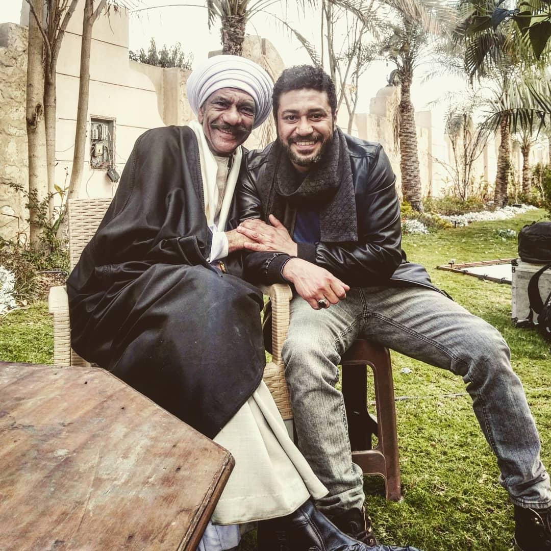 هتلر وابنه محمد عز