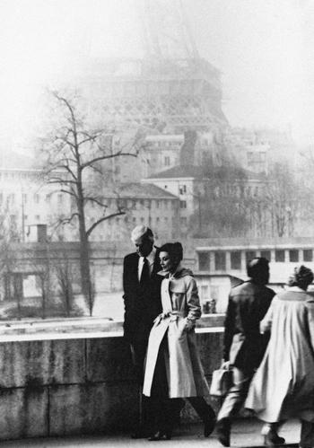-جيفنسي-و-هيبورن-في-بداية-الثمانينات-في-باريس