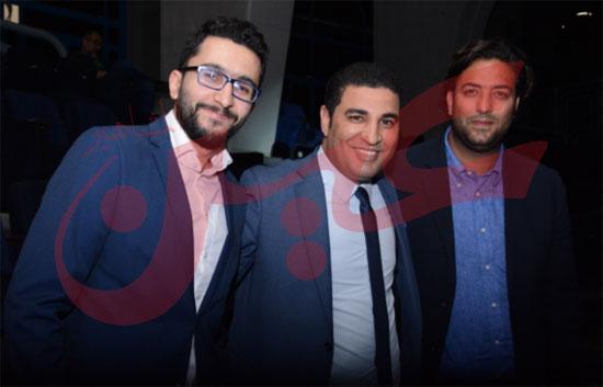 عمرو دياب ومحمد حماقى (24)
