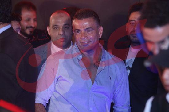 عمرو دياب ومحمد حماقى (19)