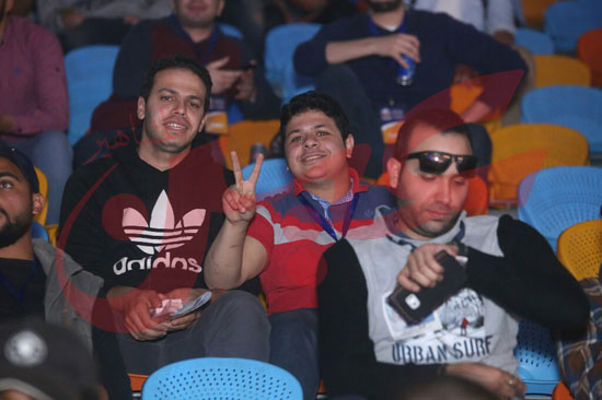عمرو دياب ومحمد حماقى (7)
