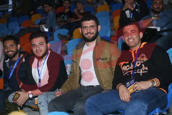 عمرو دياب ومحمد حماقى (10)