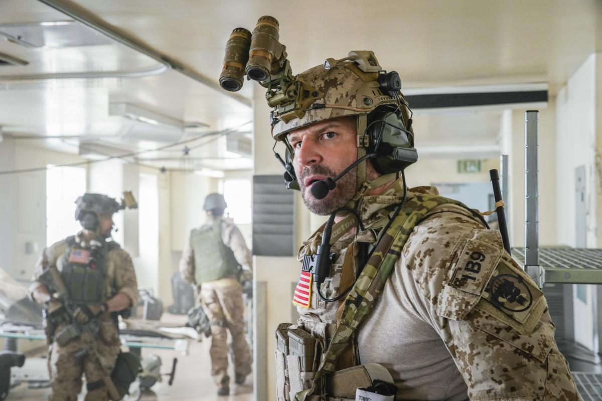 مسلسل SEAL Team