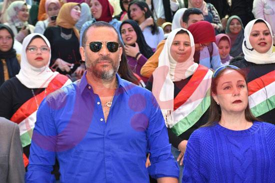 افتتاح مهرجان مصر (6)
