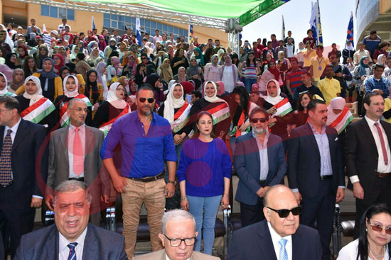 افتتاح مهرجان مصر (7)