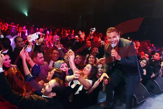 حفل عمرو دياب (1)