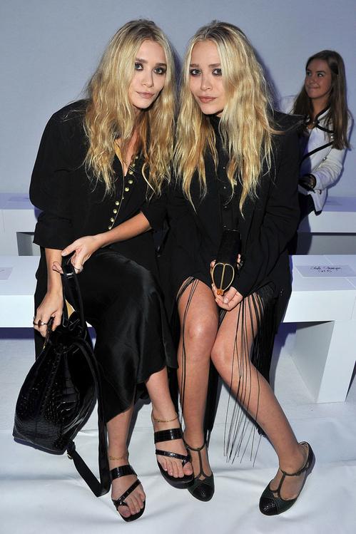 اسبوع الموضة في باريس عام 2011