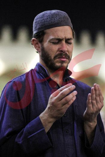 صلاة التراويح بمسجد عمرو بن العاص (19)