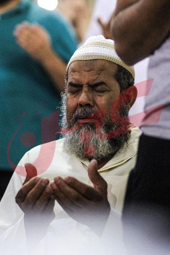 صلاة التراويح بمسجد عمرو بن العاص (18)