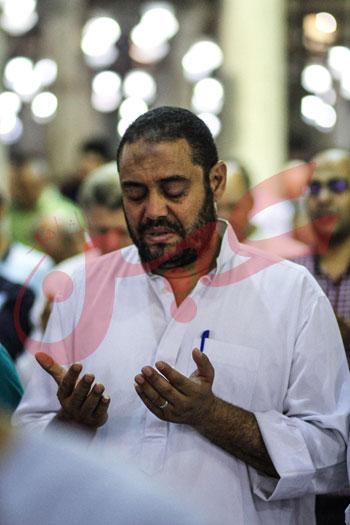 صلاة التراويح بمسجد عمرو بن العاص (21)