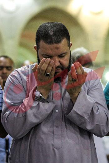 صلاة التراويح بمسجد عمرو بن العاص (15)