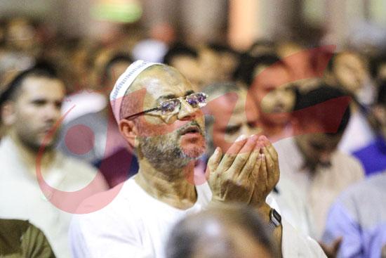 صلاة التراويح بمسجد عمرو بن العاص (36)