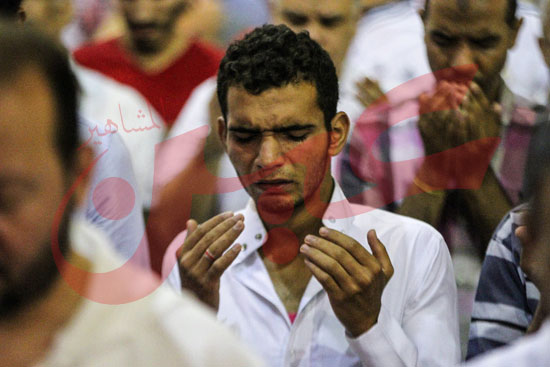 صلاة التراويح بمسجد عمرو بن العاص (39)