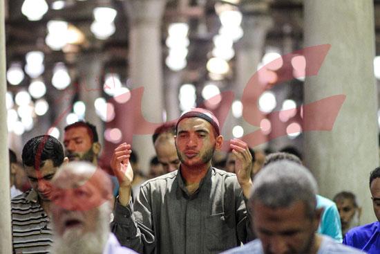 صلاة التراويح بمسجد عمرو بن العاص (20)