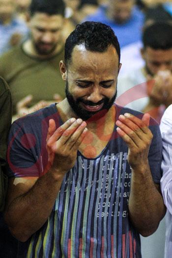 صلاة التراويح بمسجد عمرو بن العاص (25)
