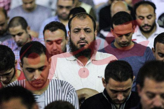 صلاة التراويح بمسجد عمرو بن العاص (11)