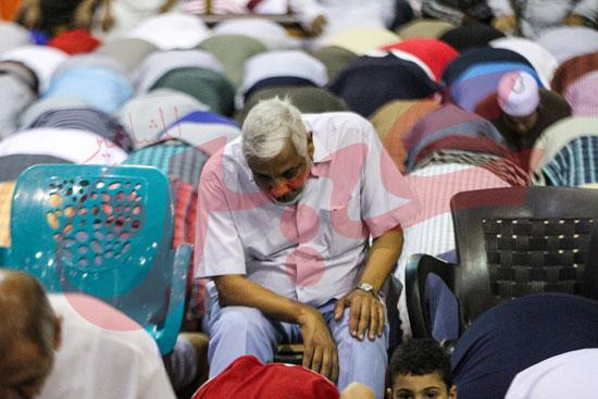 صلاة التراويح بمسجد عمرو بن العاص (41)