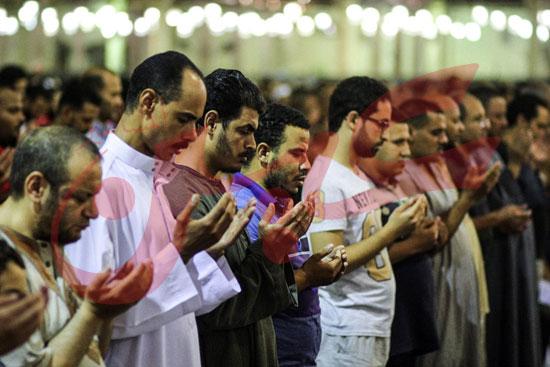 صلاة التراويح بمسجد عمرو بن العاص (23)