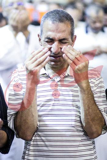 صلاة التراويح بمسجد عمرو بن العاص (29)