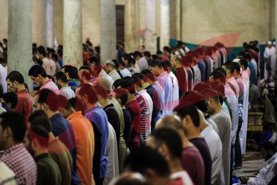 صلاة التراويح بمسجد عمرو بن العاص (5)