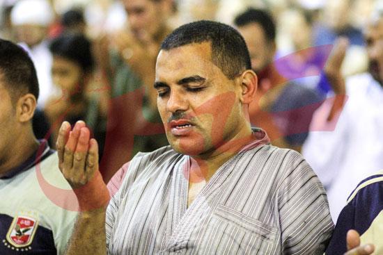 صلاة التراويح بمسجد عمرو بن العاص (33)