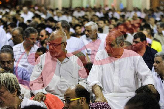 صلاة التراويح بمسجد عمرو بن العاص (12)