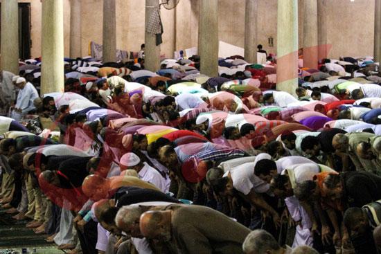 صلاة التراويح بمسجد عمرو بن العاص (9)