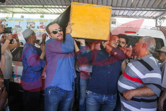 جنازة والدة تامر عبد المنعم (31)