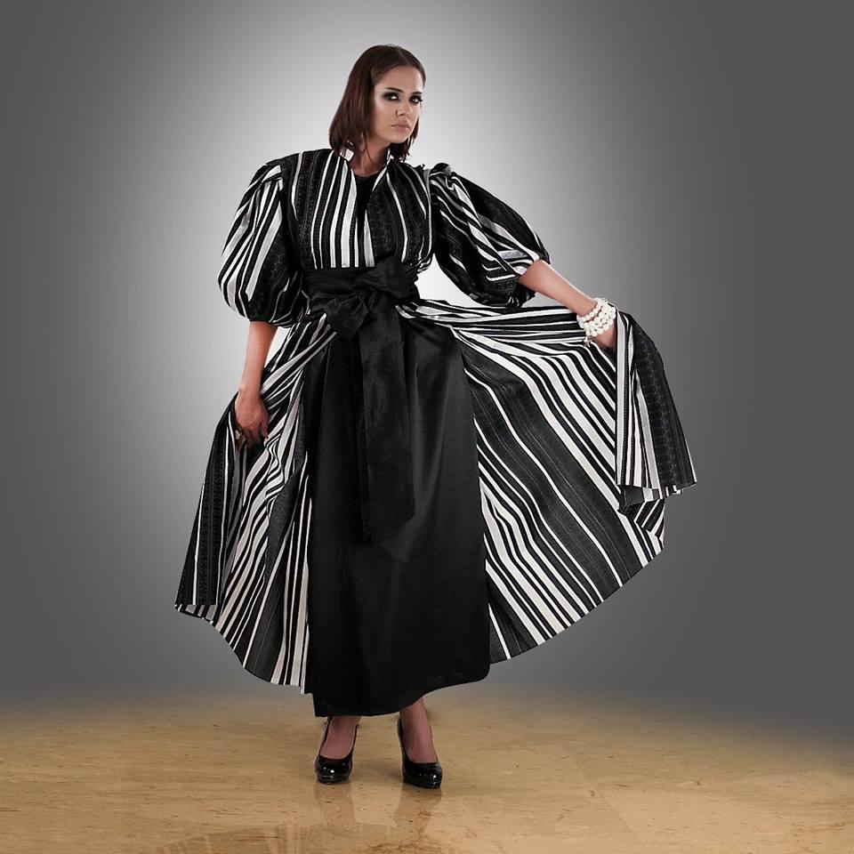 f7f8aaa87 نانسى العليمى تطرح مجموعة أزياء بموضة عصرية ولمسات خليجية - عين