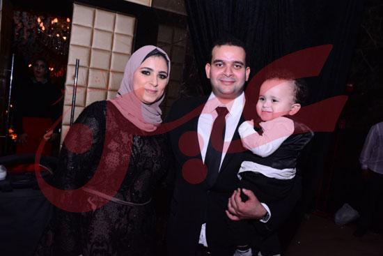 زفاف ابراهيم الجمل وايمان آل غرو (62)