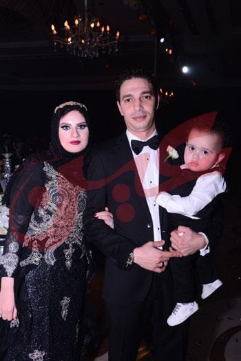 زفاف ابراهيم الجمل وايمان آل غرو (7)