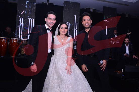 زفاف ابراهيم الجمل وايمان آل غرو (23)