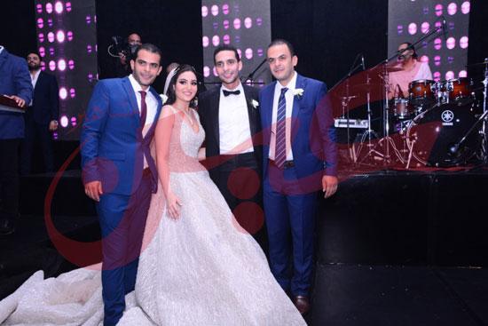زفاف ابراهيم الجمل وايمان آل غرو (36)