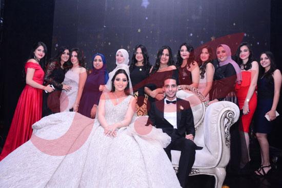 زفاف ابراهيم الجمل وايمان آل غرو (20)