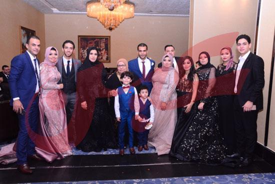 زفاف ابراهيم الجمل وايمان آل غرو (65)