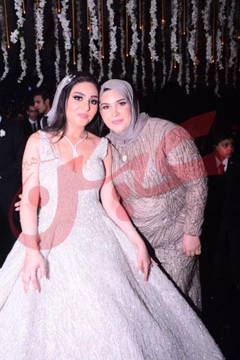 زفاف ابراهيم الجمل وايمان آل غرو (40)