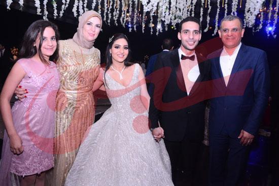 زفاف ابراهيم الجمل وايمان آل غرو (54)