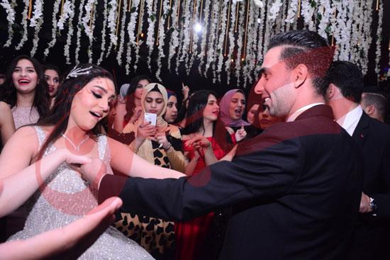 زفاف ابراهيم الجمل وايمان آل غرو (45)