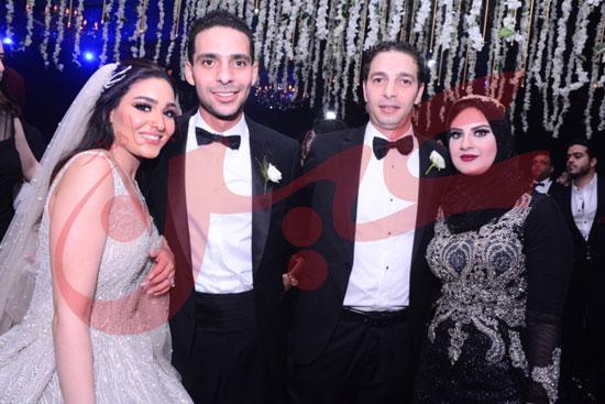 زفاف ابراهيم الجمل وايمان آل غرو (11)