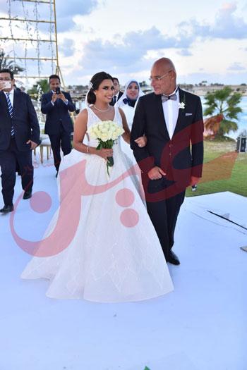 زفاف أمينة طنطاوي وياسين الكرارجي (26)