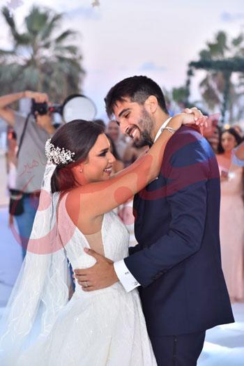 زفاف أمينة طنطاوي وياسين الكرارجي (19)